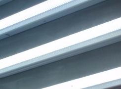 ¿Cómo funciona un tubo fluorescente?