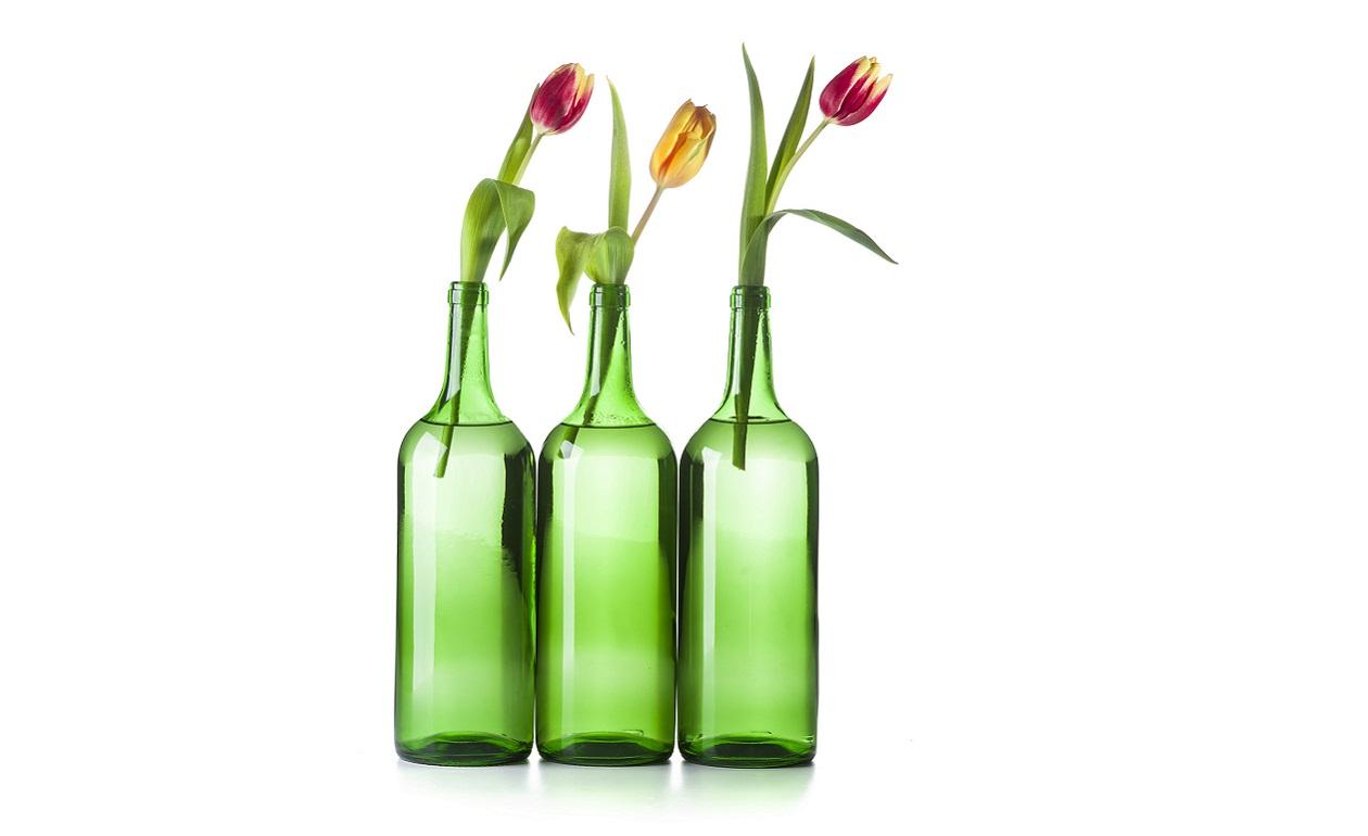 El reciclaje en tu hogar por qu easy repair - Que hacer con botellas de vidrio ...