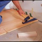 ¿Queréis saber cómo se coloca un suelo laminado en click ?